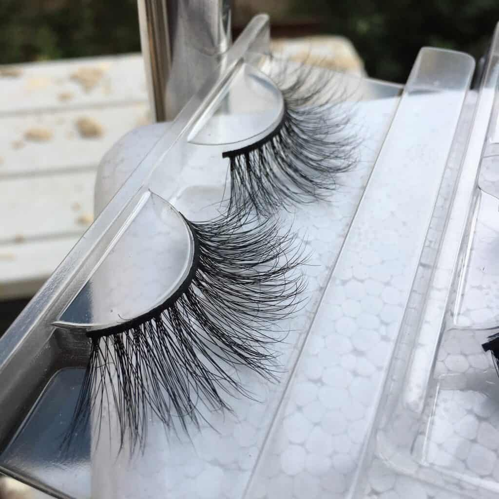 wholesale mink lashes eyelash vendors