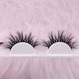 3d mink lashes wholesale ES01-2