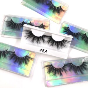 wholesale fake mink eyelashes