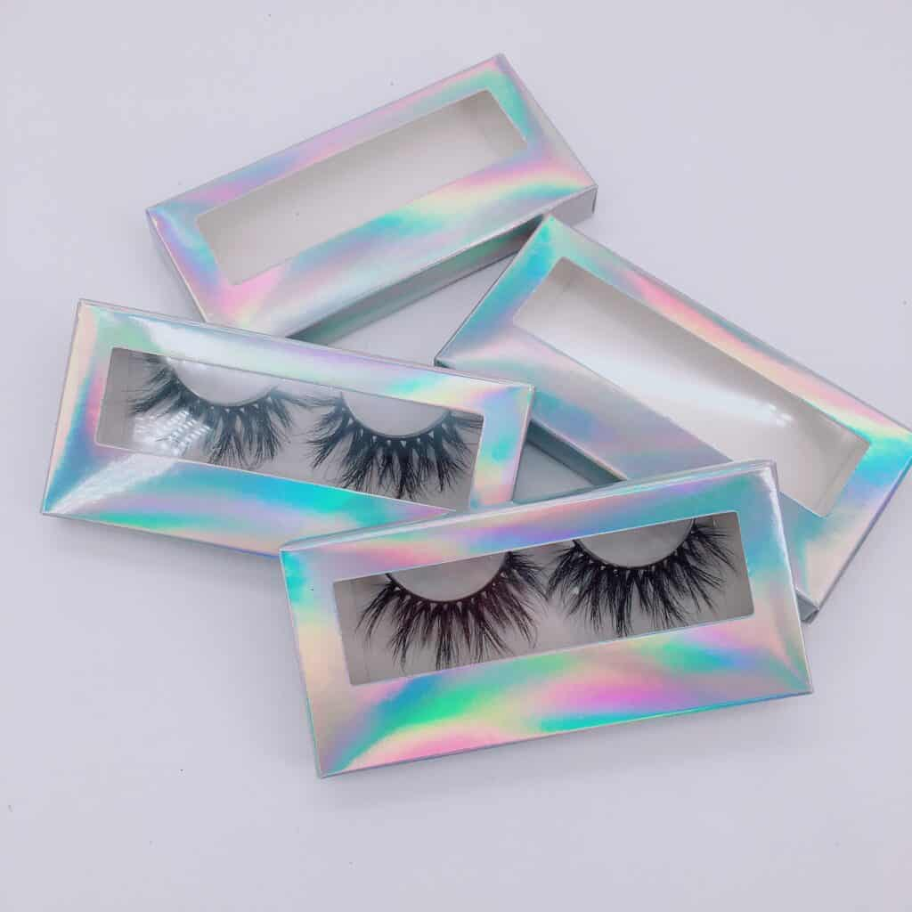 custom eyelash packaging in usa