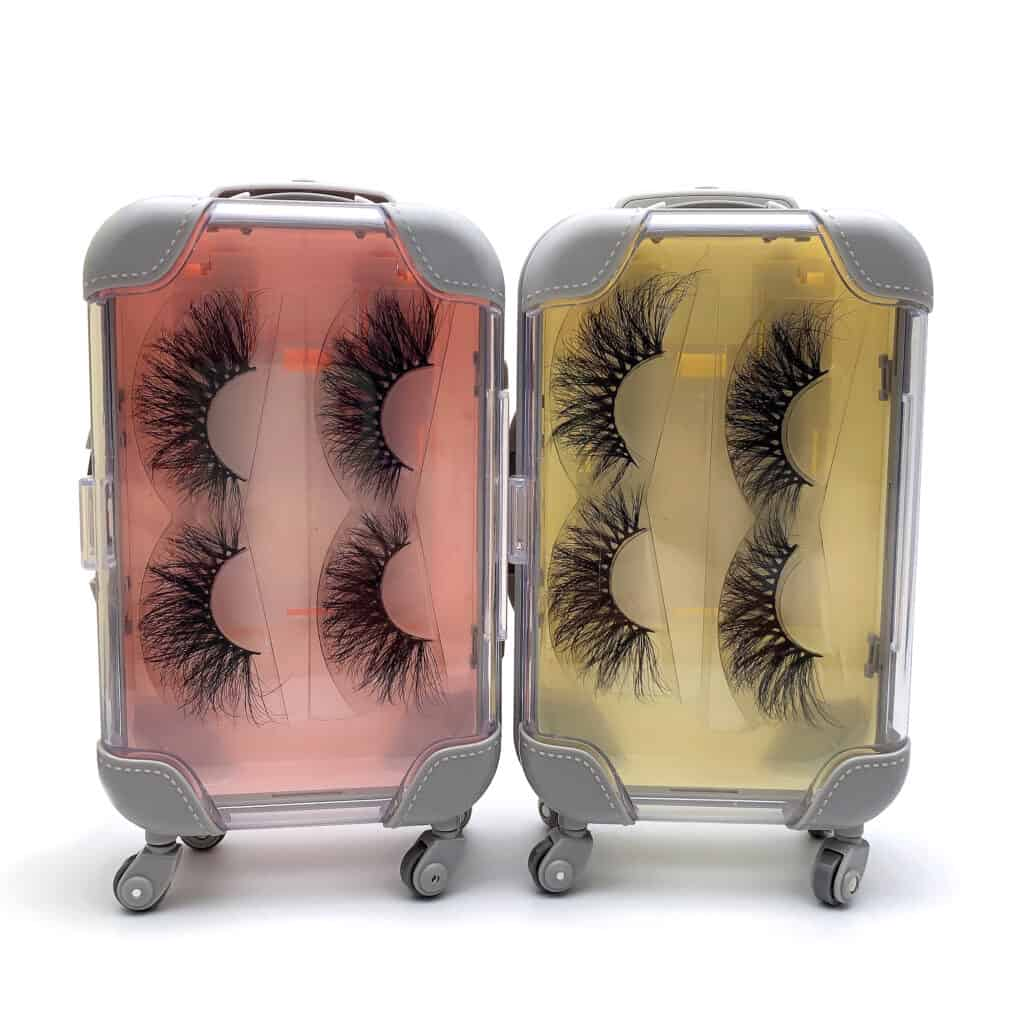 new style eyelash packaging