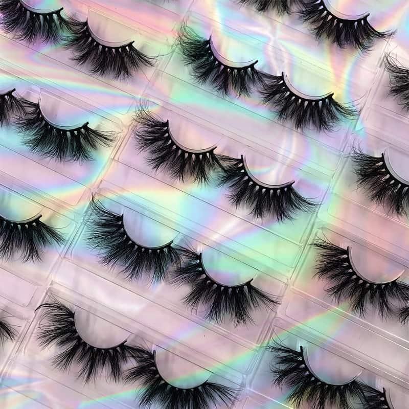 best lash vendors wholesale 25mm mink lashes