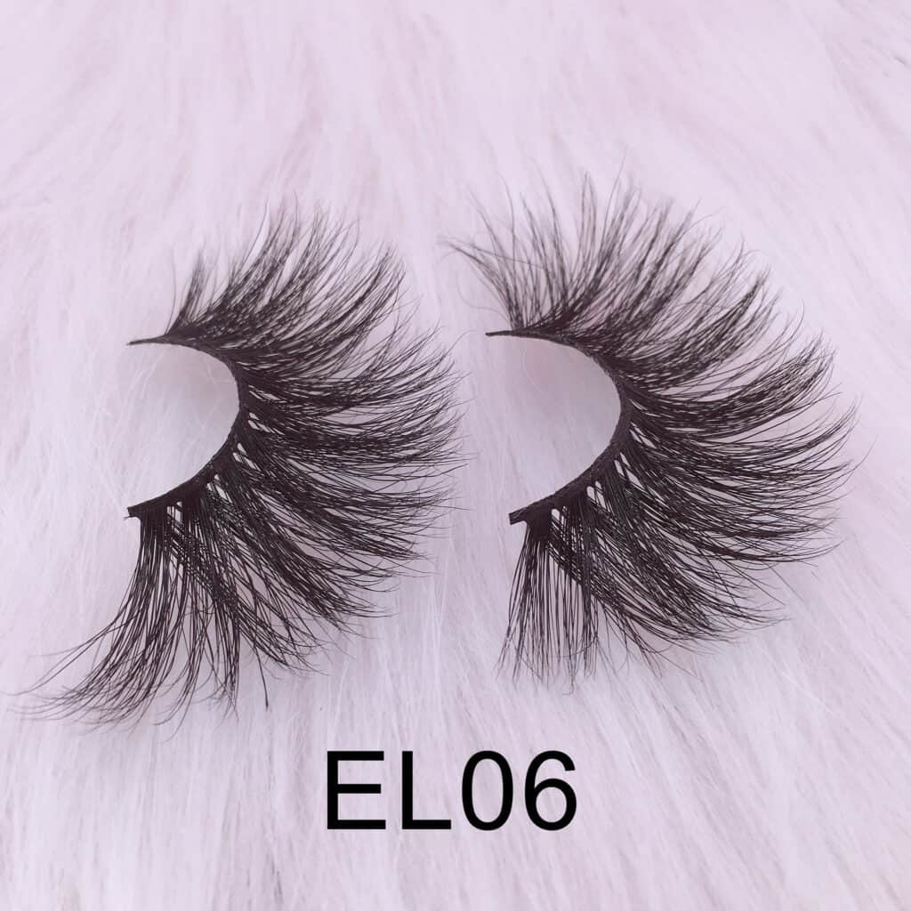 wholesale mink lashes 25mm mink lashes