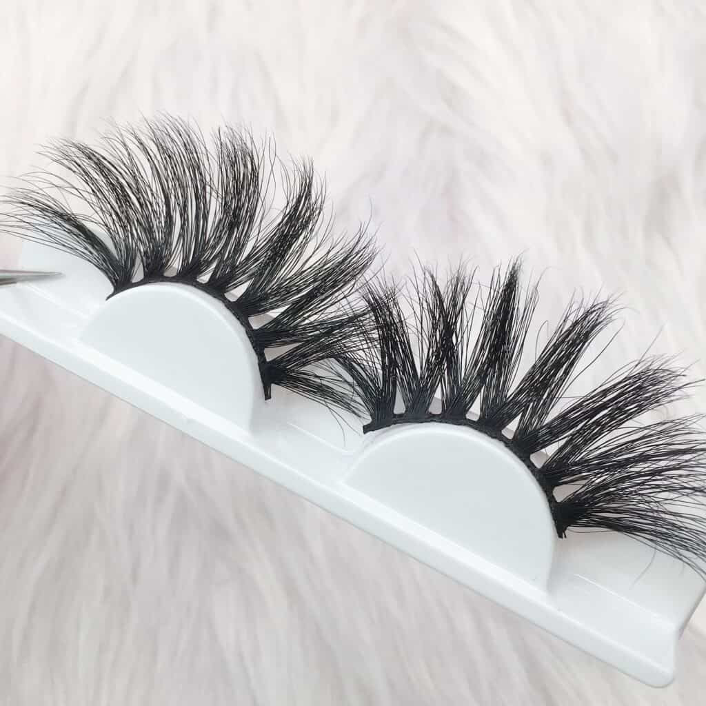 wholesale mink lashes 25mm