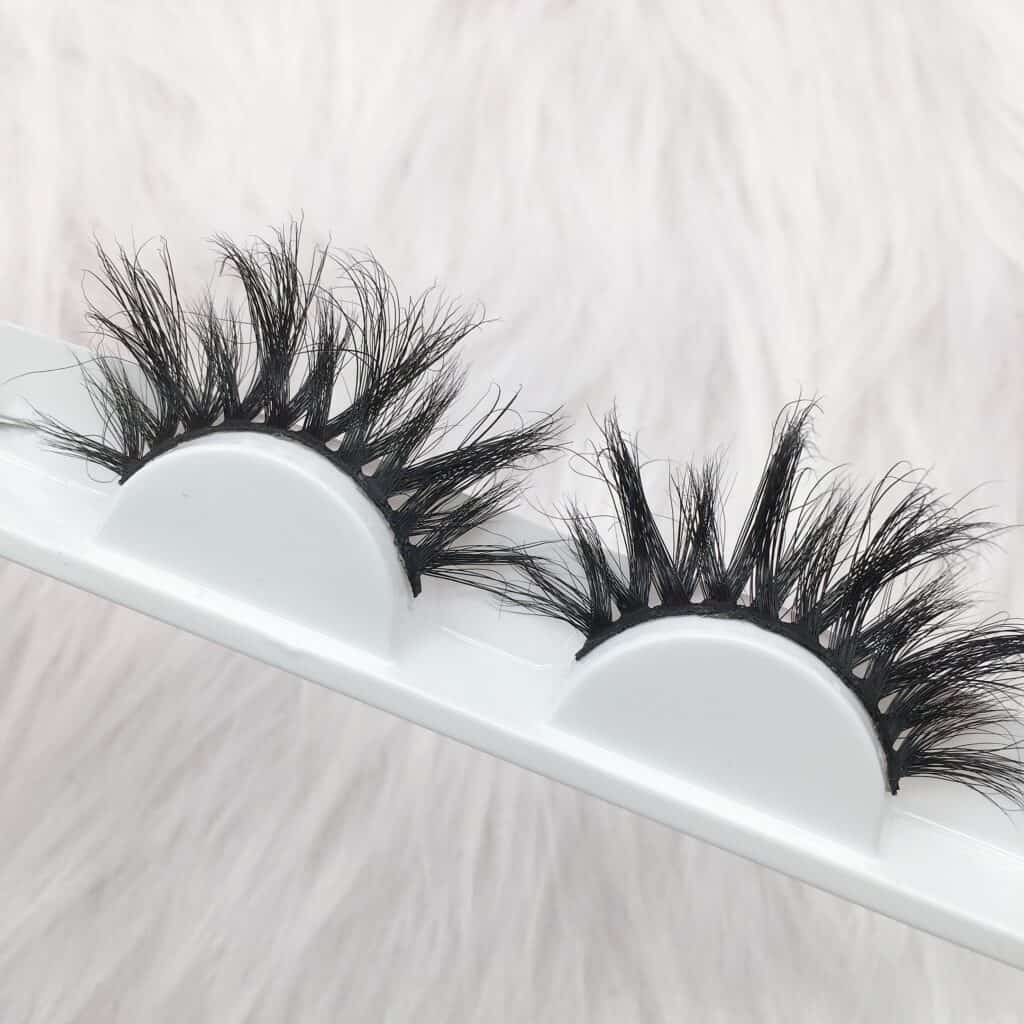 best eyelash vendor 20mm mink lashes