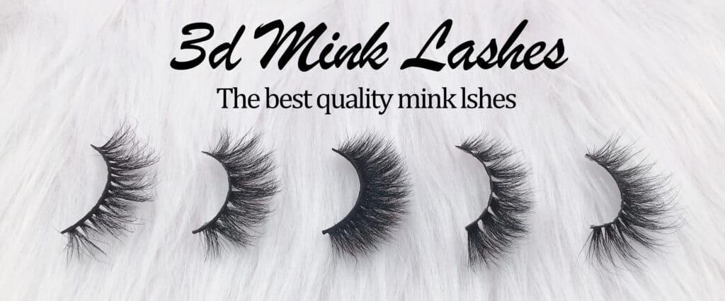 wholesale mink lashes 3d mink lashes