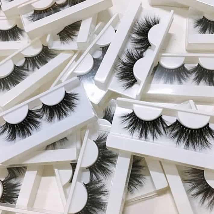 eyelash vendors 20mm mink lashes