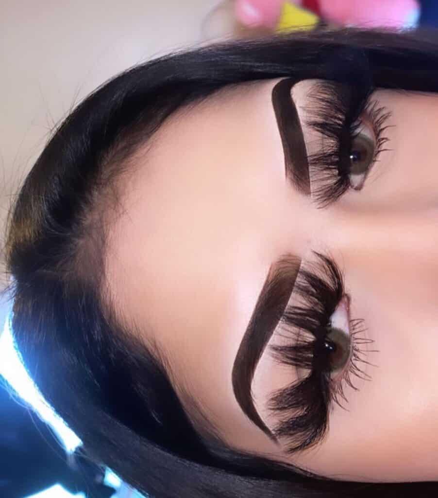 25mm mink lashes vendor wholesale mink lashes