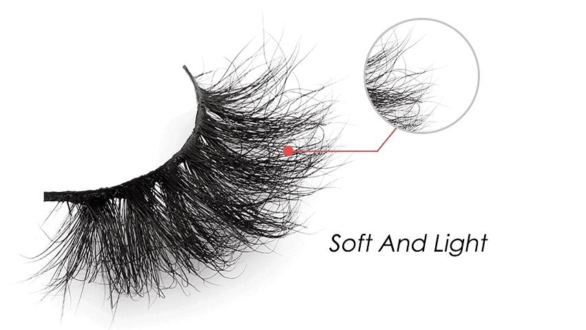 eyelash vendors,mink strip lashes