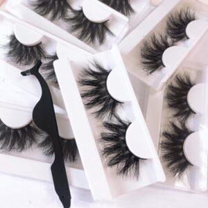 china luxury mink eyelashes manufacturers