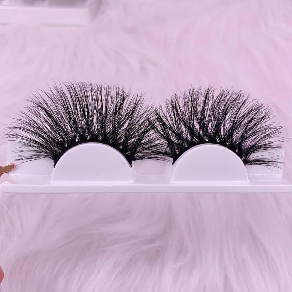 wholesale mink lash vendors 25mm mink lashes