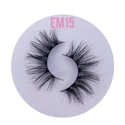 best mink lash vendors wholesale EM15-2