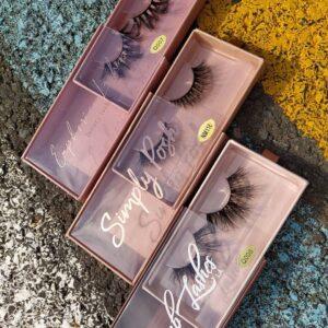 eyelash packaging boxes manufacturers