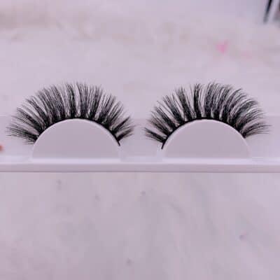wholesale 16mm mink lashes ES14