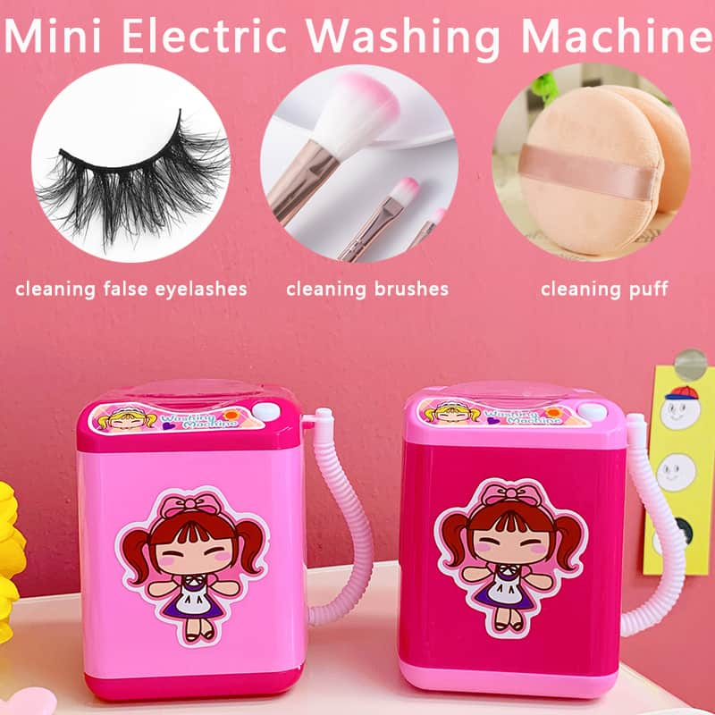 Eyelash Washer Machine