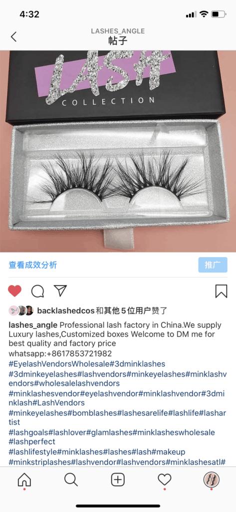 mink eyelash vendors wholesale mink lashes 16mm