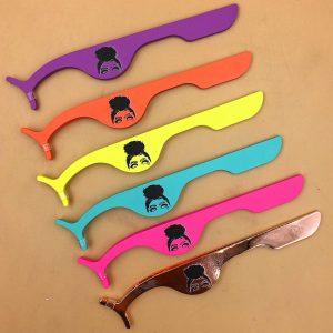 lash manufacturers wholesale lashes tweezer