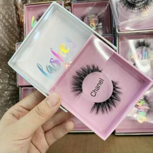cheap custom eyelash boxes