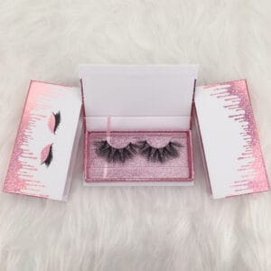false eyelash packaging box manufacturers
