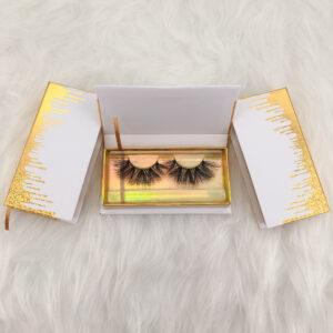create your own eyelash packaging lash packaging vendor
