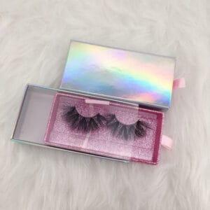 create your own eyelash packaging box eyelash case wholesale