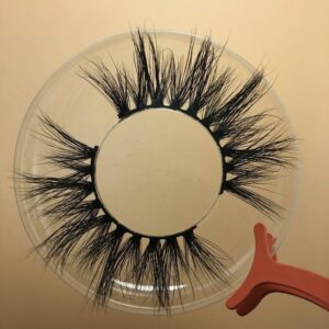 25mm mink eyelashes wholesale 25mm lashes
