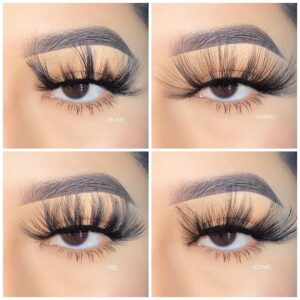 real 3d mink lashes wholesale best mink eyelash vendors