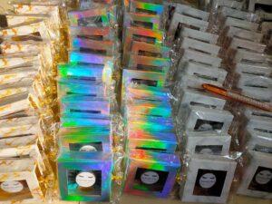 custom eyelash packaging boxes eyelash box