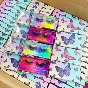 custom eyelash packaging custom eyelash boxes
