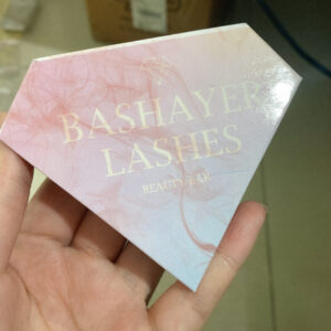 custom eyelash packaging wholesale with private label logo