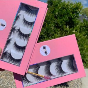 eyelash packaging boxes manufacturers