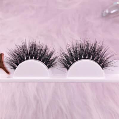 Wholesale mink lashes ES09-2