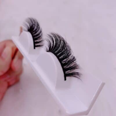 wholesale 16mm mink lashes ES14-3