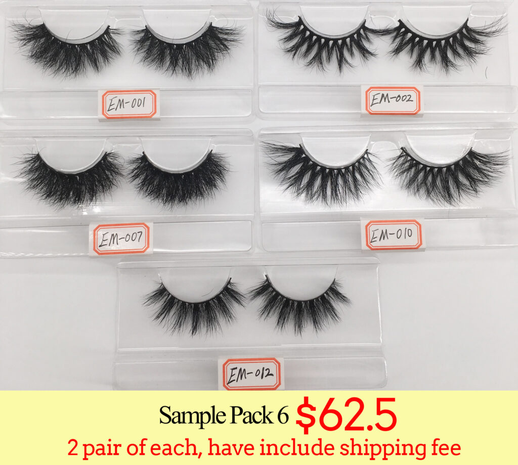 mink lash vendors wholesale mink lashes sample