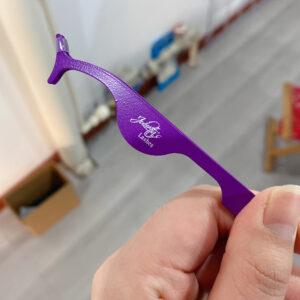 custom tweezers wholesale lash tweezers