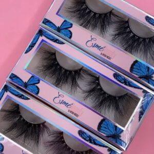 eyelash vendors wholesale custom eyelash packaging