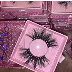 wholesale lashes vendors eyelashes vendor