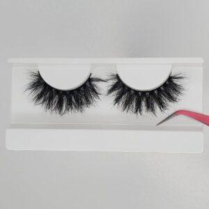 eyelash vendors wholesale 25mm lashes