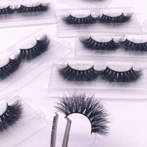 3d mink lashes wholesale eyelash vendor