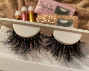 25mm lashes wholesale eyelash vendors