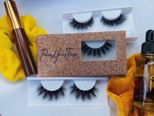 wholesale mink lash vendors diy eyelash packaging
