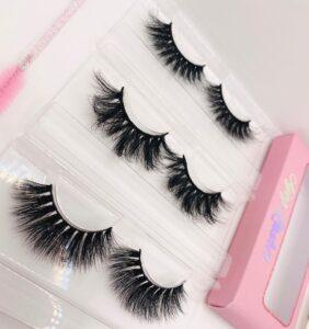 eyelash wholesale vendor mink lashes wholesale
