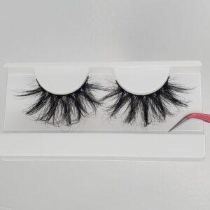 best 3d mink lash vendors 25mm mink lashes