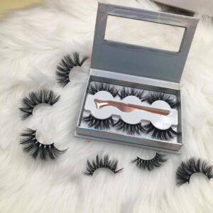 wholesale eyelash vendors with lash logo