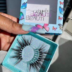 20mm mink eyelash vendors
