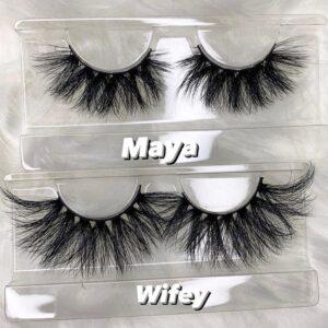 3d mink lashes wholesale 25mm lashes