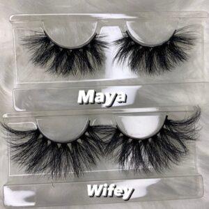 mink strip lash vendors wholesale mink lashes