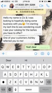 mink eyelash vendors wholesale mink lashes