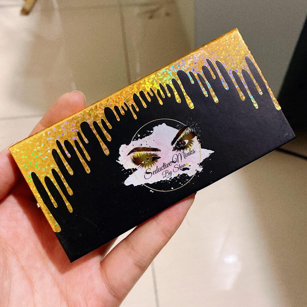 eyelashes packaging EC33