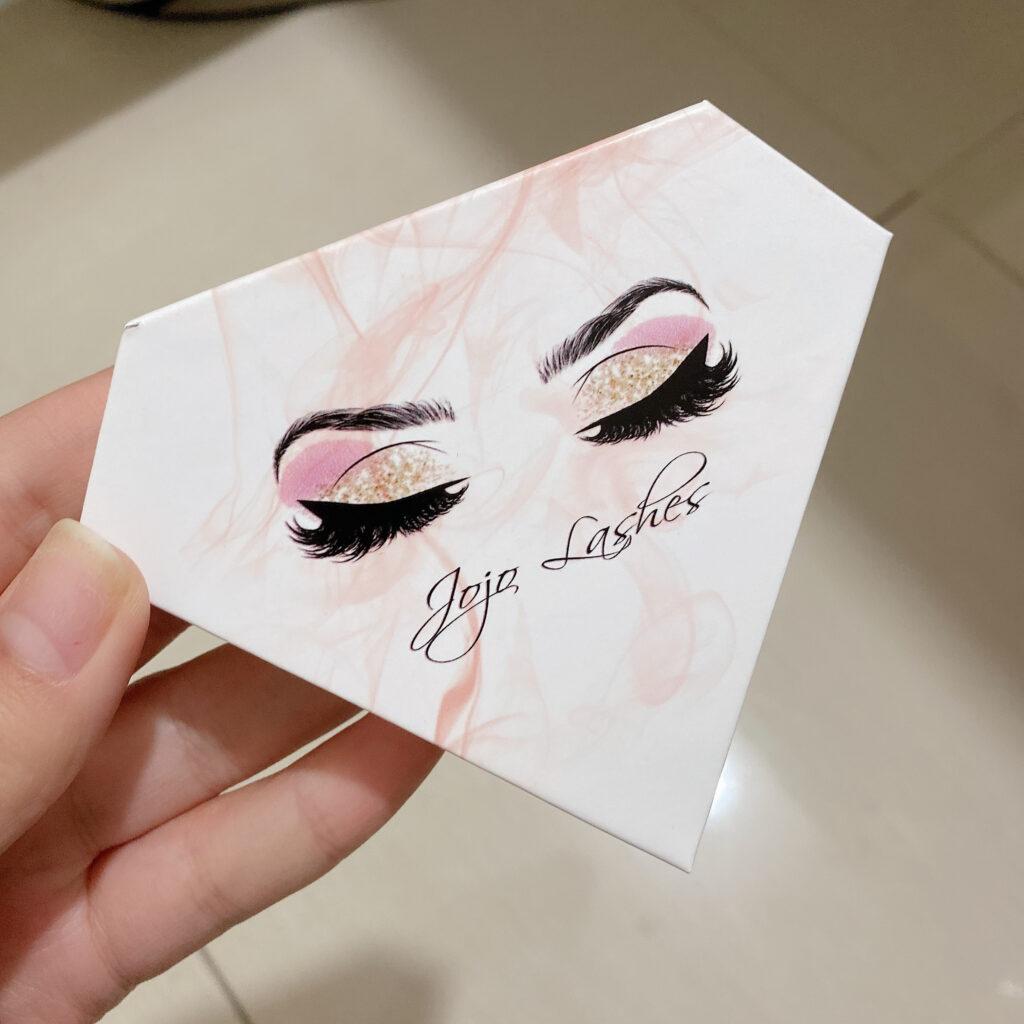 wholesale eyelash packaging EC83